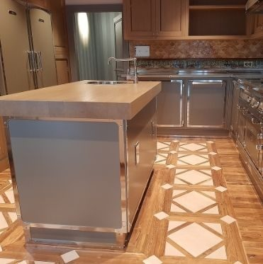 WORKINGS AND COVERINGS IN WOOD, PARQUET, STONE FLOORS, MADE-IN-ITALY (3)